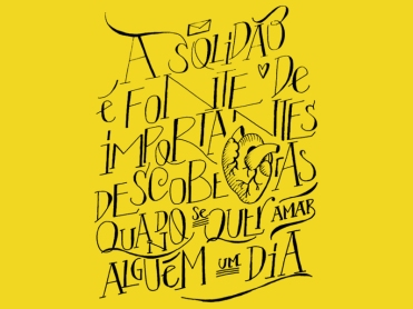 Cartas Amarelas design